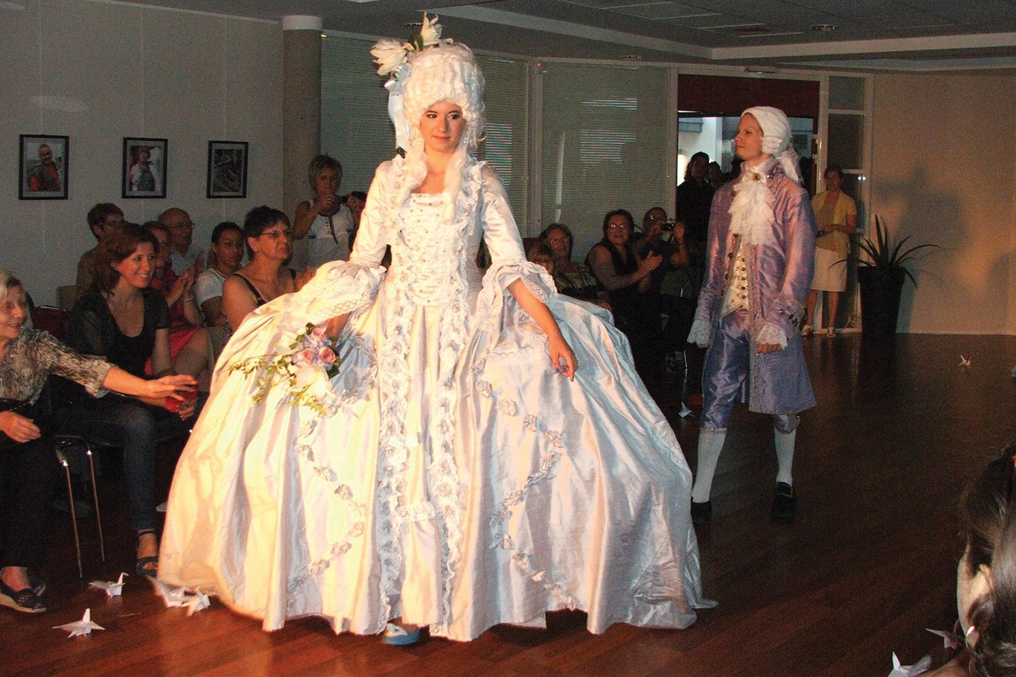 Costume historique renaissance