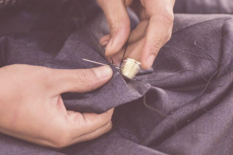 Retouche couture