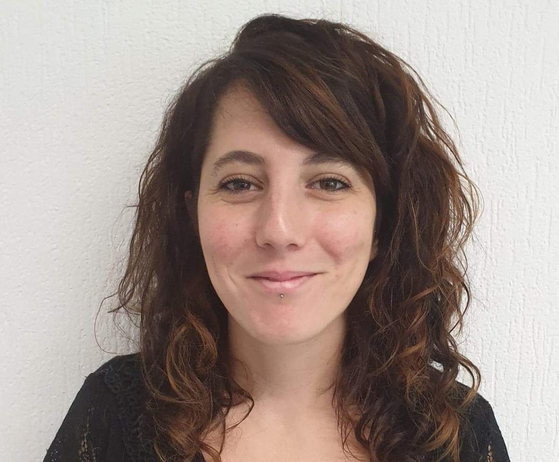 Portrait Claire formatrice IDCC