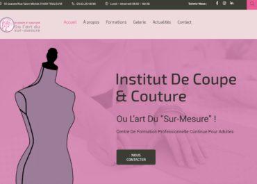 IDCC, nouveau site web