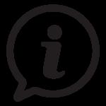 logo information référant handicap